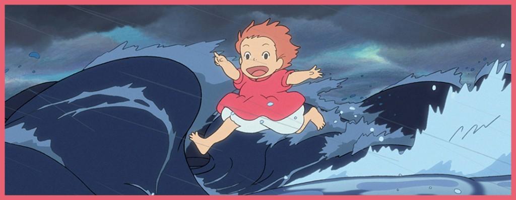 Les essentiels d'Alan :<br>Ponyo sur la falaise
